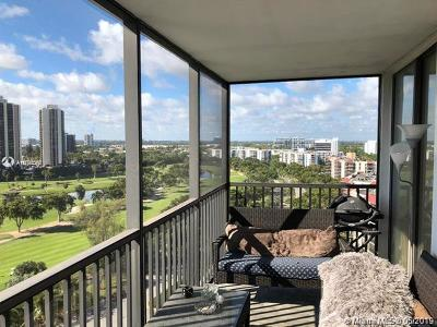 Aventura Condo For Sale: 3375 N Country Club Dr #1406