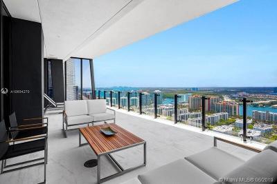 Miami-Dade County Condo For Sale: 17141 Collins Ave #3202