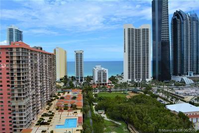 Sunny Isles Beach Condo For Sale: 230 174th Street #2119