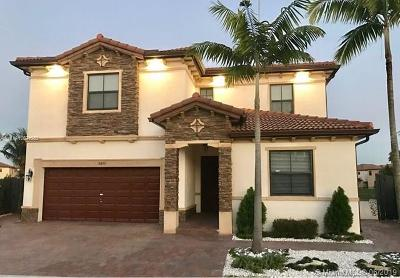 Doral Single Family Home For Sale: 8855 NW 99th Ave