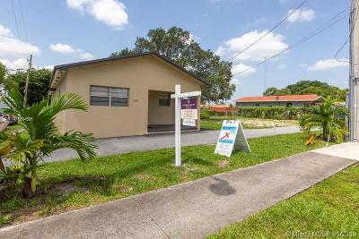 Hallandale Commercial For Sale: 1000 Foster Rd