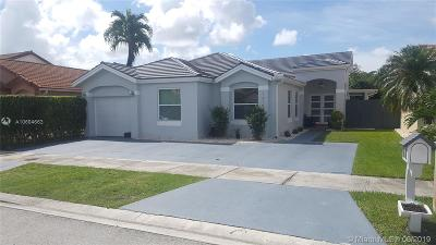 Miami Single Family Home For Sale: 14244 SW 90th Ter