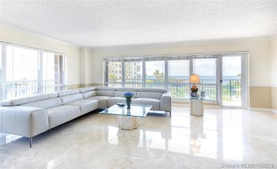Lauderdale By The Sea Condo For Sale: 1800 S Ocean Blvd #312