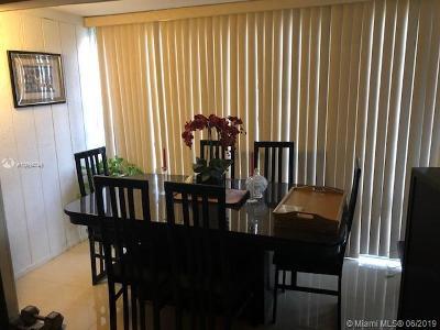 Miami Condo For Sale: 9711 Hammocks Blvd #104