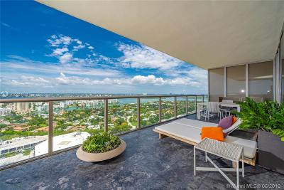 Bal Harbour Condo For Sale: 9705 Collins Ave #2505N