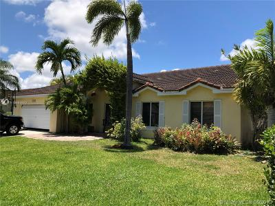 Cutler Bay Single Family Home For Sale: 19940 Cutler Ct