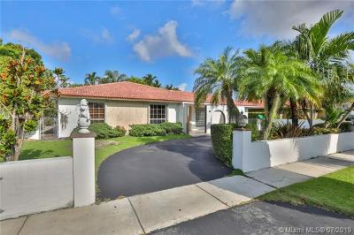 Miami Single Family Home For Sale: 4114 SW 60th Pl