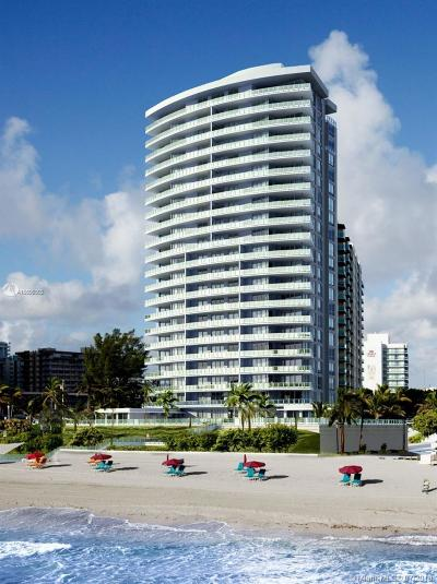 Hollywood Condo For Sale: 3951 S Ocean Dr #701