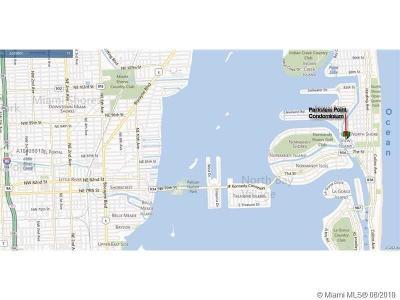 Miami Beach Condo For Sale: 7441 Wayne Ave #3A