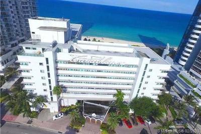 Miami Beach Condo For Sale: 6345 Collins Ave #814