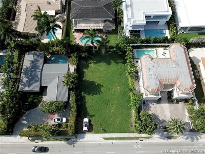 Bal Harbour, Bay Harbor Islands Residential Lots & Land For Sale: 1361 96th Street