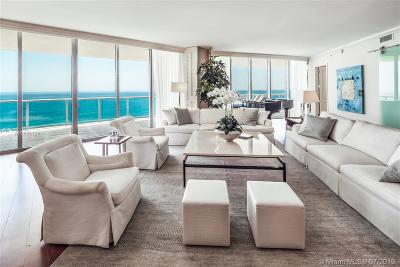 Bal Harbour Condo For Sale: 9703 Collins Ave #1900