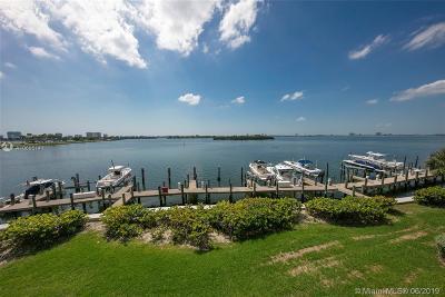 North Miami Condo For Sale: 12000 N Bayshore Dr #305