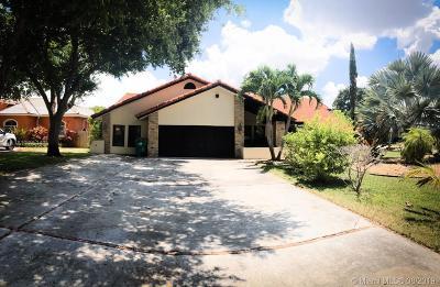 Hialeah Single Family Home For Sale: 20101 Skokie Dr