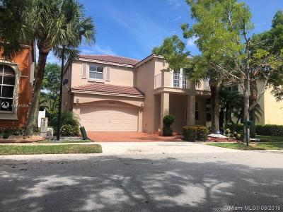 Miramar Single Family Home For Sale: 5002 SW 155th Ave