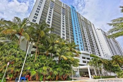 Miami Beach Condo For Sale: 1900 Sunset Harbour #1711