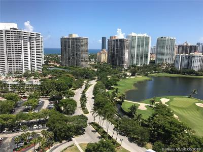 Aventura Condo For Sale: 3675 N Country Club Dr #2505