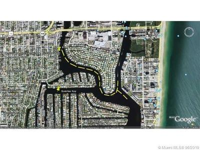 Fort Lauderdale Commercial For Sale: 848 NE 20th Ave