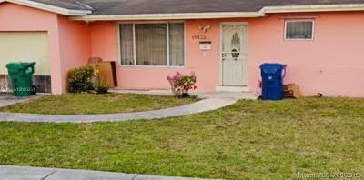 North Miami Beach Single Family Home For Sale