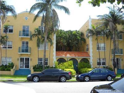 Miami Beach Condo For Sale: 1255 Pennsylvania Ave #311