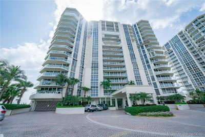 Hollywood Condo For Sale: 6051 N Ocean Drive #804