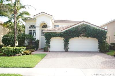 Boynton Beach Single Family Home For Sale: 11052 Sunset Ridge Cir