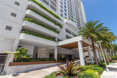 Miami Beach Rental For Rent: 1900 Sunset Harbour Dr #2201