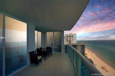 Hollywood Condo For Sale: 2711 S Ocean Dr #1903