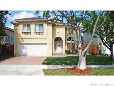 Doral Single Family Home For Sale: 4617 NW 109th Ct