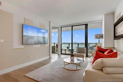 Miami Condo For Sale: 650 NE 32nd St #3803