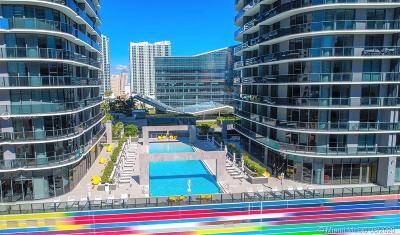 Miami Condo For Sale: 55 SW 9 #2709
