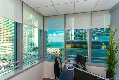 Brickell Commercial For Sale: 1395 Brickell Ave