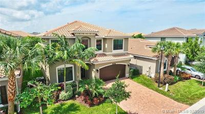 Delray Beach Single Family Home For Sale: 8087 Green Tourmaline Ter