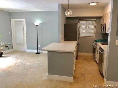 Miami Beach Condo For Sale: 921 Meridian Ave #1