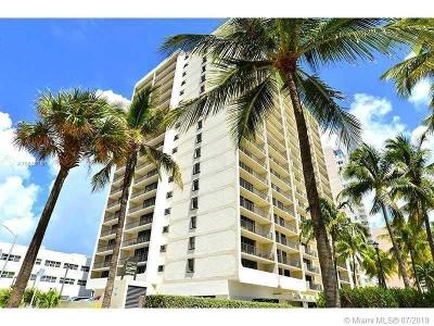 Miami Beach Condo For Sale: 2625 Collins Av #1810