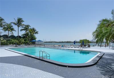Miami Beach Rental Pending Sale: 1200 West Ave #531