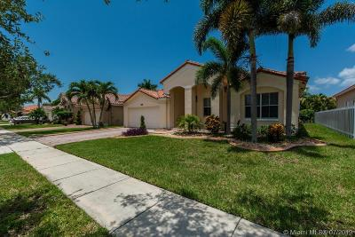 Miramar Single Family Home For Sale: 3654 SW 162nd Ave