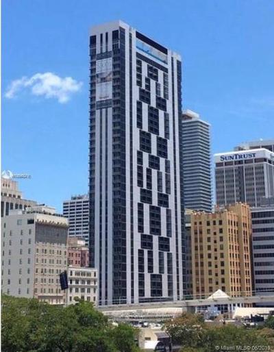 Miami Condo For Sale: 151 SE 1st St #3101