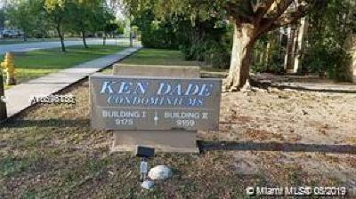 Condo For Sale: 9175 SW 77th Ave #103