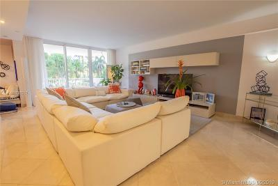 Key Biscayne Condo For Sale: 785 Crandon Blvd #301