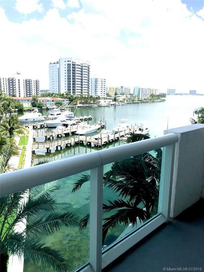 North Bay Village Condo For Sale: 7910 Harbor Island Dr #501