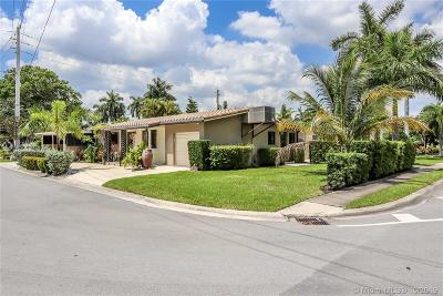 Hollywood Single Family Home For Sale: 850 N 10th Ave