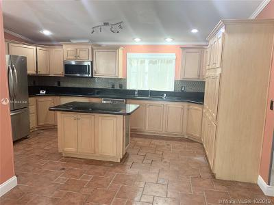 Homestead Single Family Home For Sale: 34563 SW 188