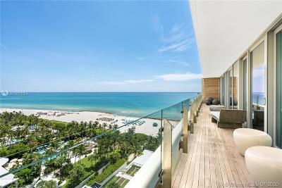Edition, Edition Miami Beach, Edition Residences, The Edition Residences, Miami Beach Edition, 2901 Collins Condo Condo For Sale: 2901 Collins Ave #1409