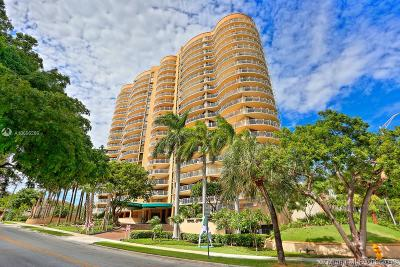 Coconut Grove Condo For Sale: 2843 S Bayshore Dr #6B