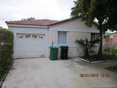 Miami Single Family Home For Sale: 13920 SW 171st St