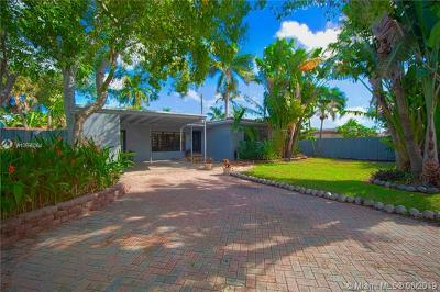 Fort Lauderdale Single Family Home For Sale: 1228 SW 9th Ave