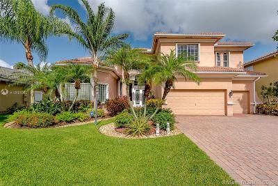 Parkland Single Family Home For Sale: 6583 NW 127th Ter