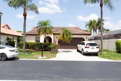 Boca Raton Single Family Home For Sale: 7818 Villa Nova Dr
