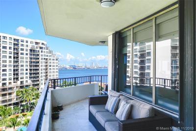 Miami Condo For Sale: 520 Brickell Key Dr #A1116